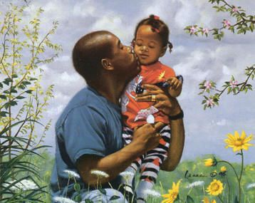 Fatherly Love Art Collection.