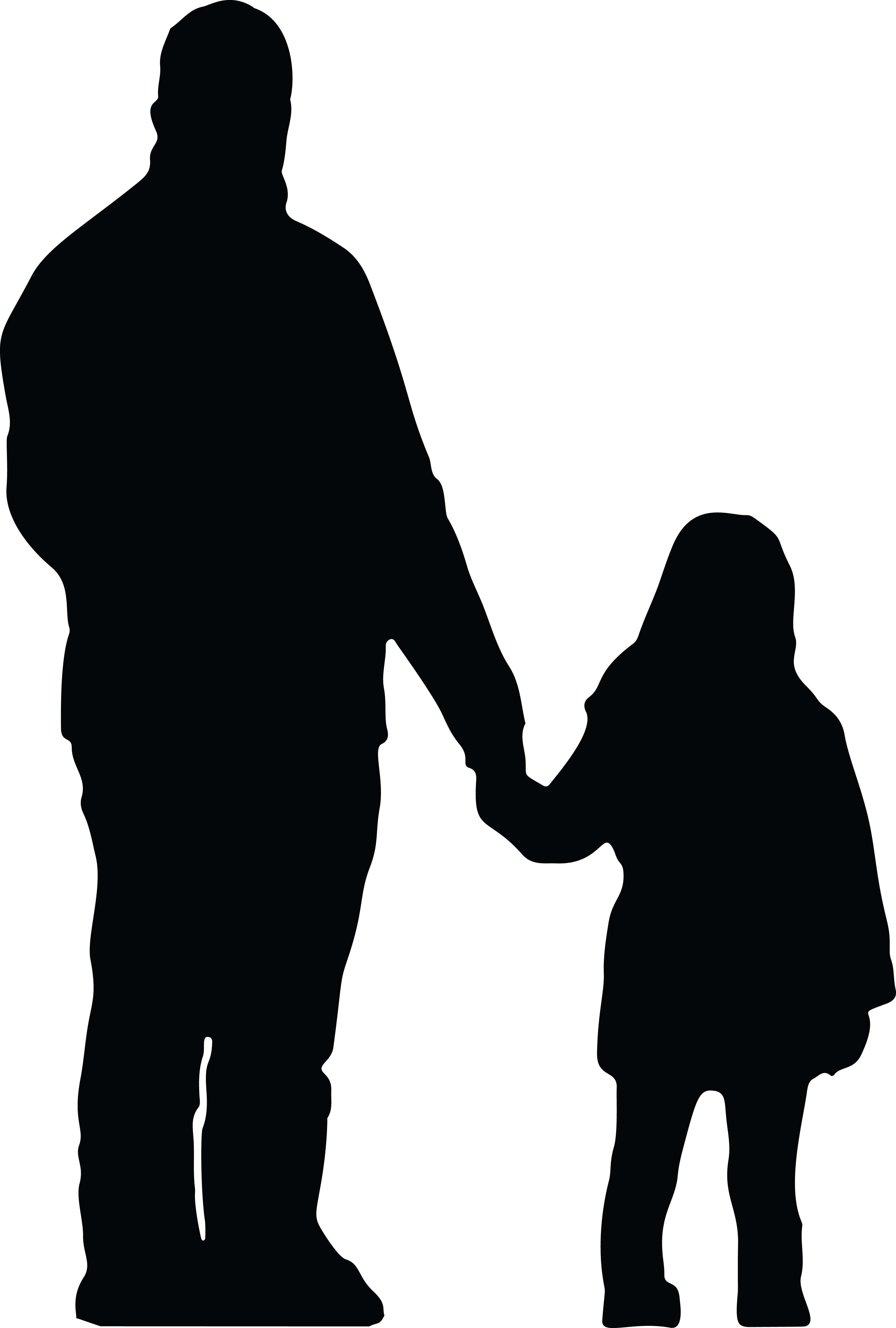 Dad And Daughter Clipart.