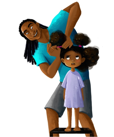 African American Dad PNG Transparent African American Dad.