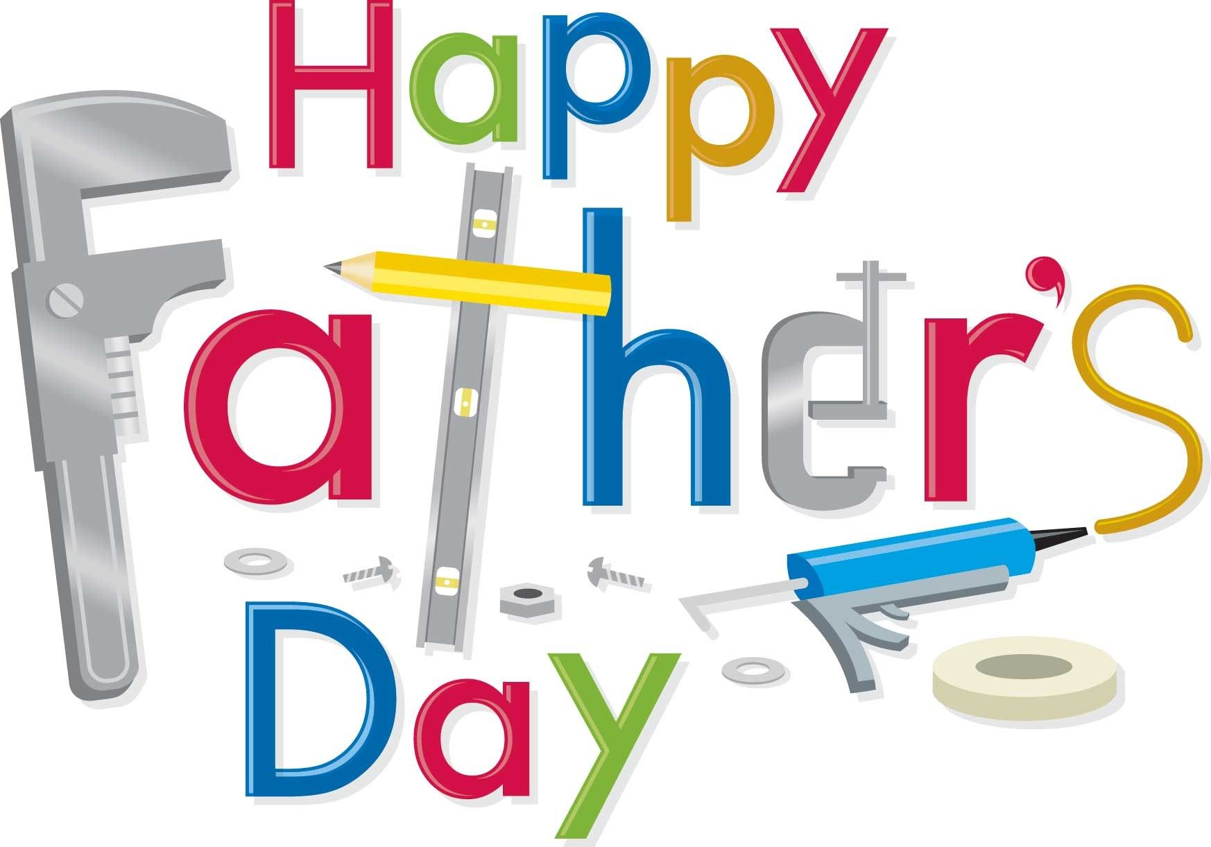 582 Fathers Day free clipart.