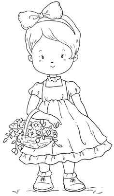 Free Girl Flowers Cliparts, Download Free Clip Art, Free.