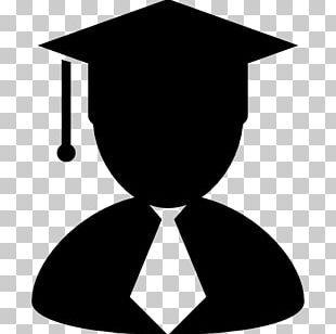 Graduation Ceremony African American Graduate University PNG.
