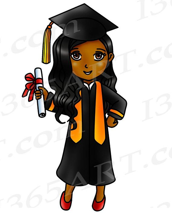 African american graduation clipart 2017 clipart images.