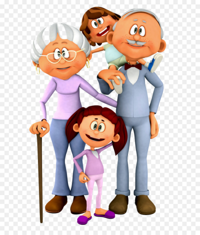 Download Free png African American Grandparents Day Png.