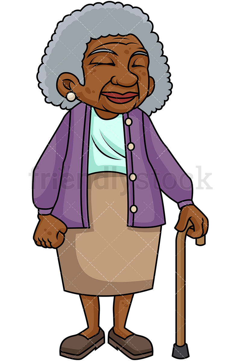 Black Grandma Clipart (91+ images in Collection) Page 1.