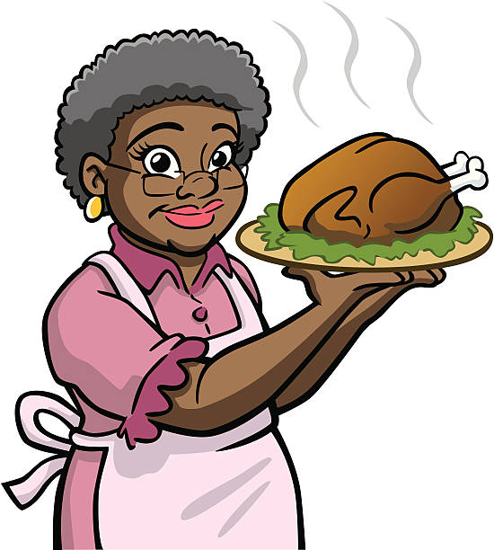 African american grandma clipart 1 » Clipart Station.
