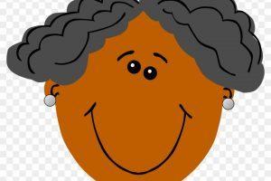 African american grandma clipart 1 » Clipart Portal.