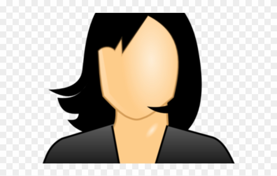 Dark Hair Clipart African American Hair.