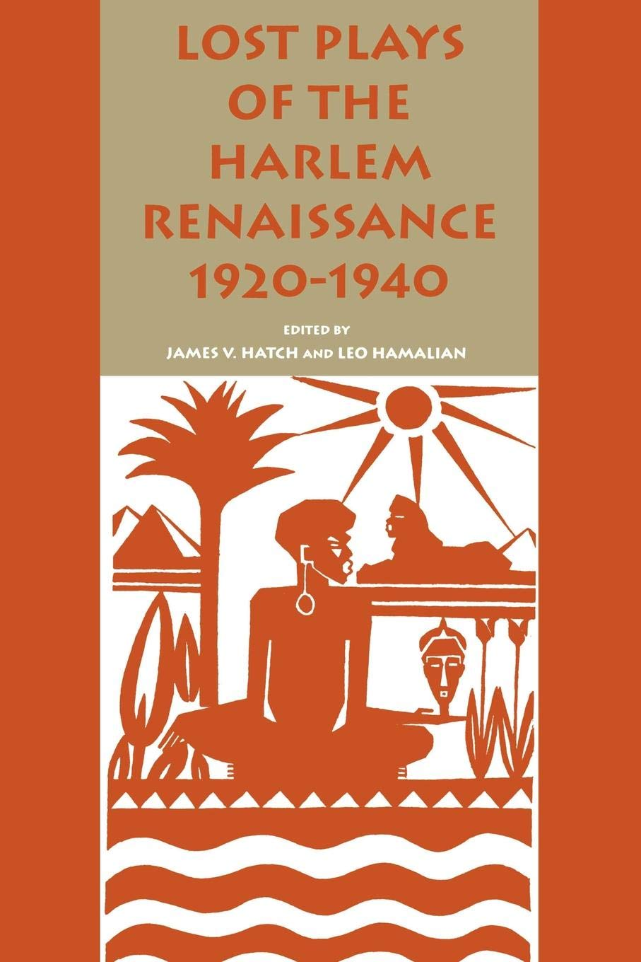 Lost Plays of the Harlem Renaissance, 1920.
