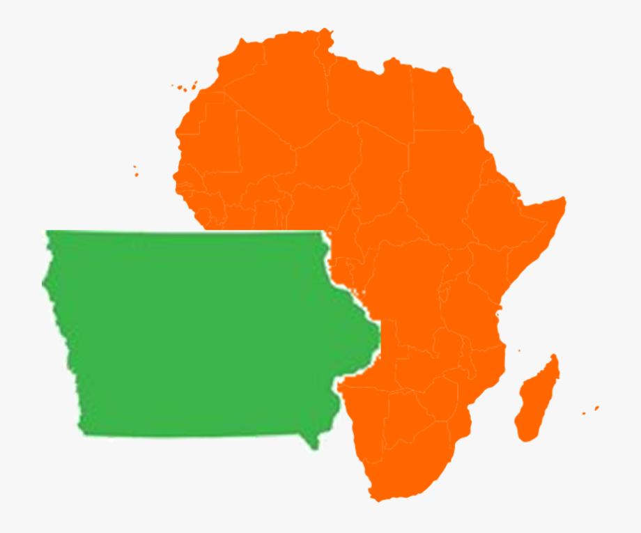 Iowa\'s African.
