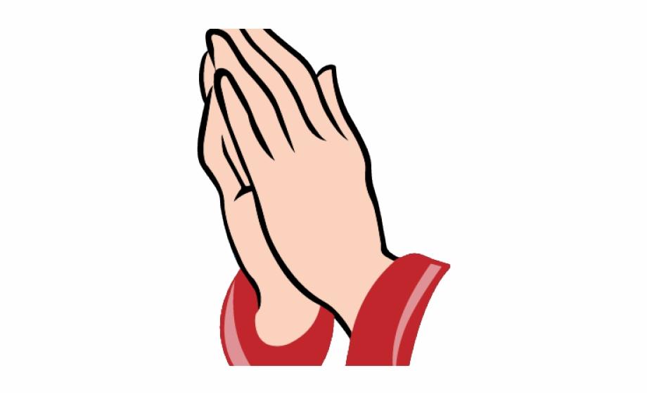 Hand Emoji Clipart Prayer Hand.