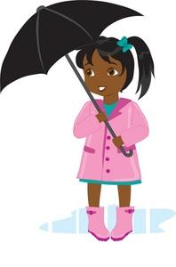 Clipart black girl.
