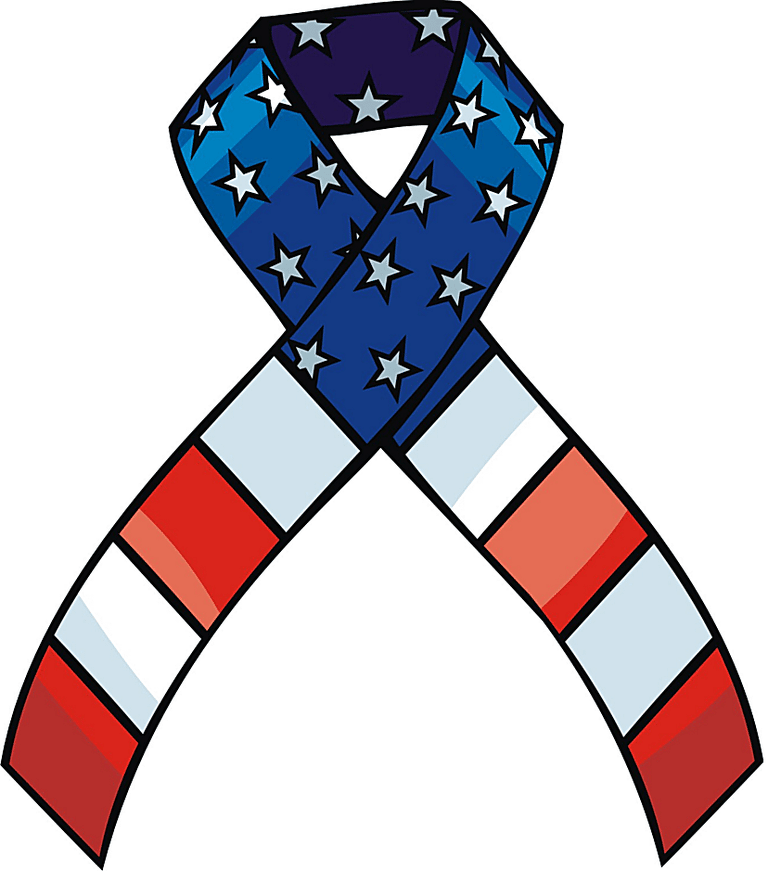 Free patriotic clip art for memorial day.