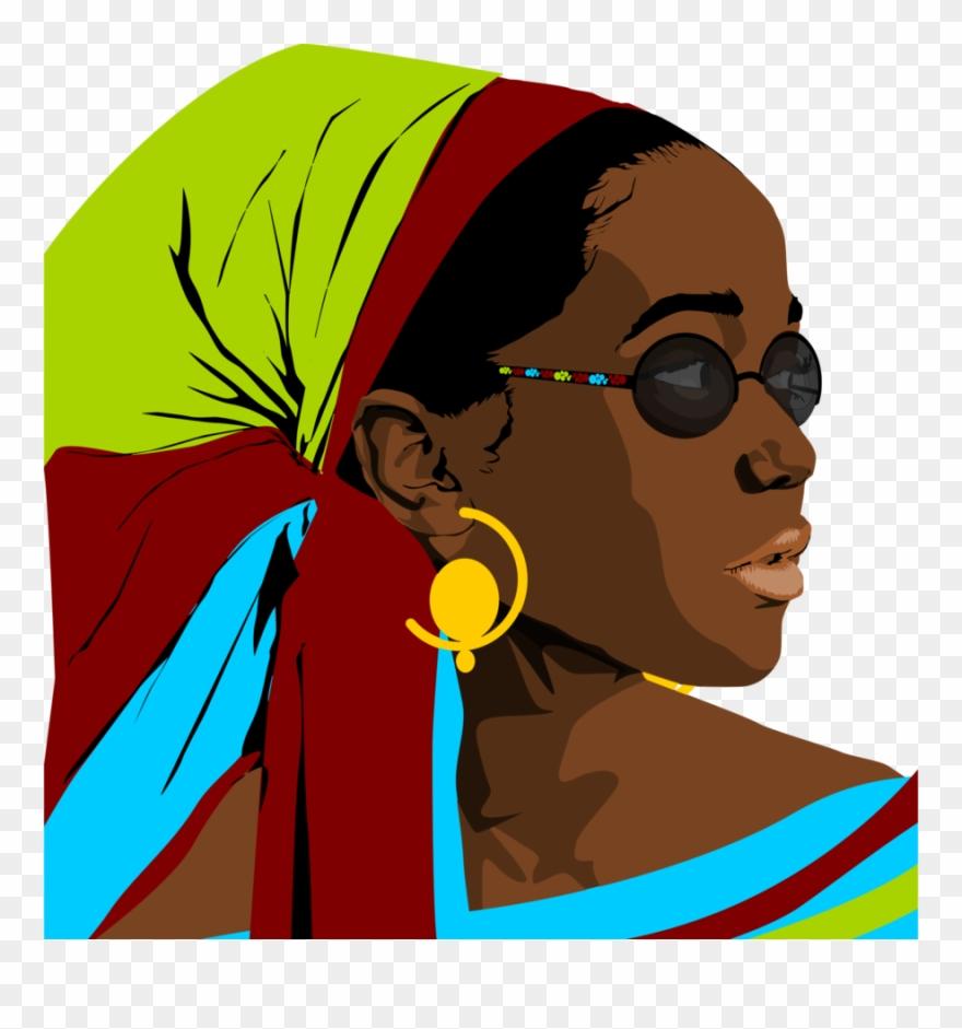 Black Woman Clipart Black Clip Art.