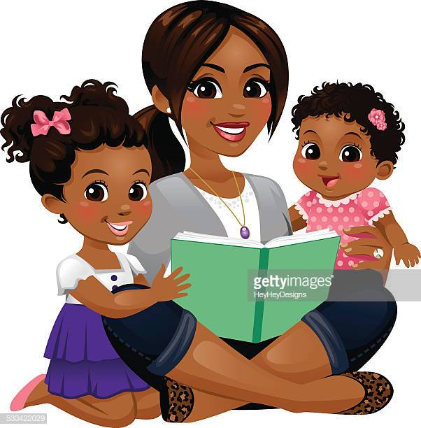 60 Top African American Woman Stock Illustrations, Clip art.