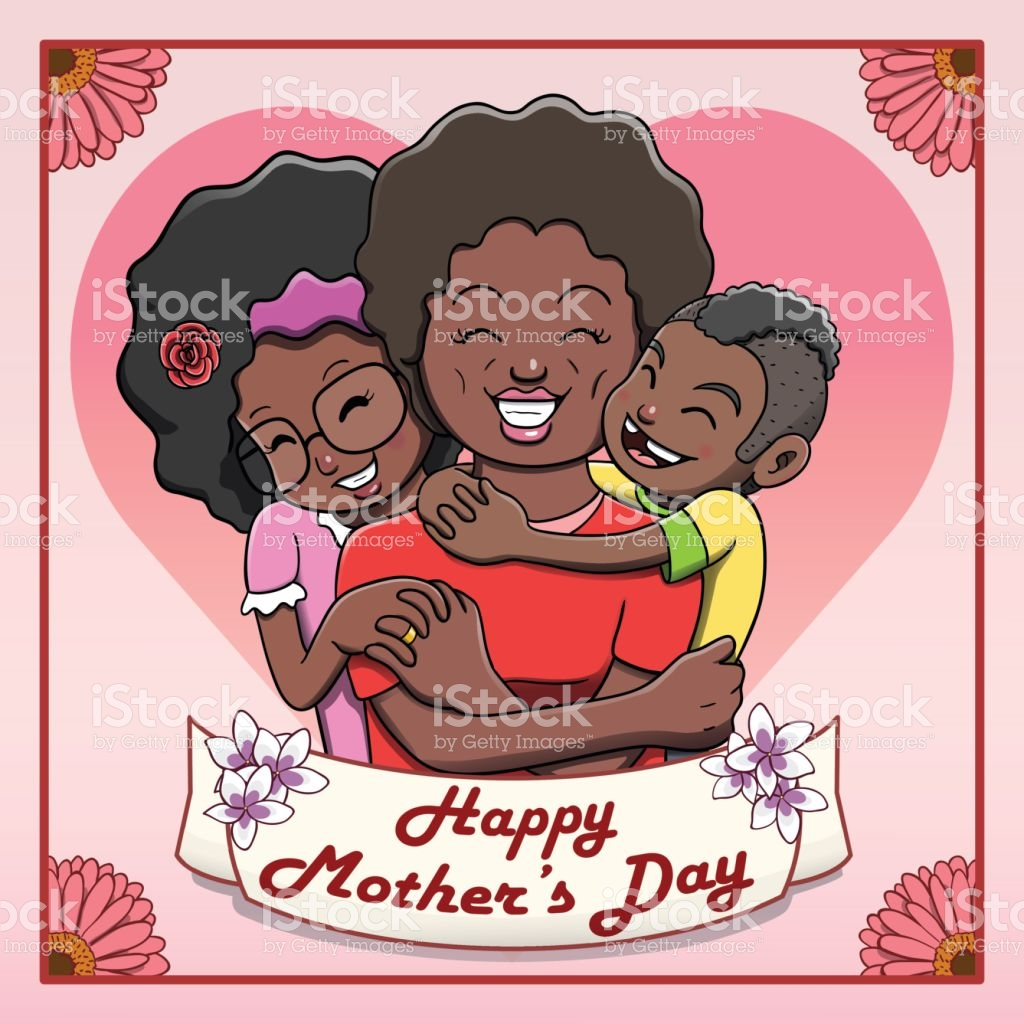 208 Happy Mothers Day free clipart.