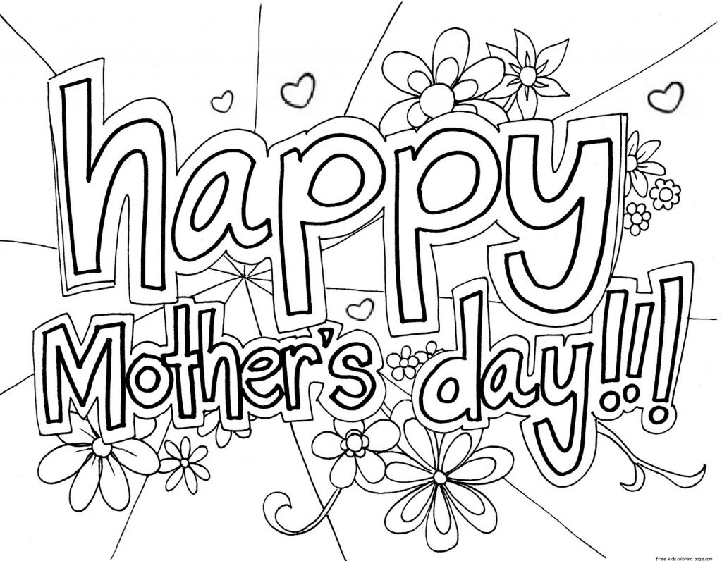 772 Mothers Day free clipart.