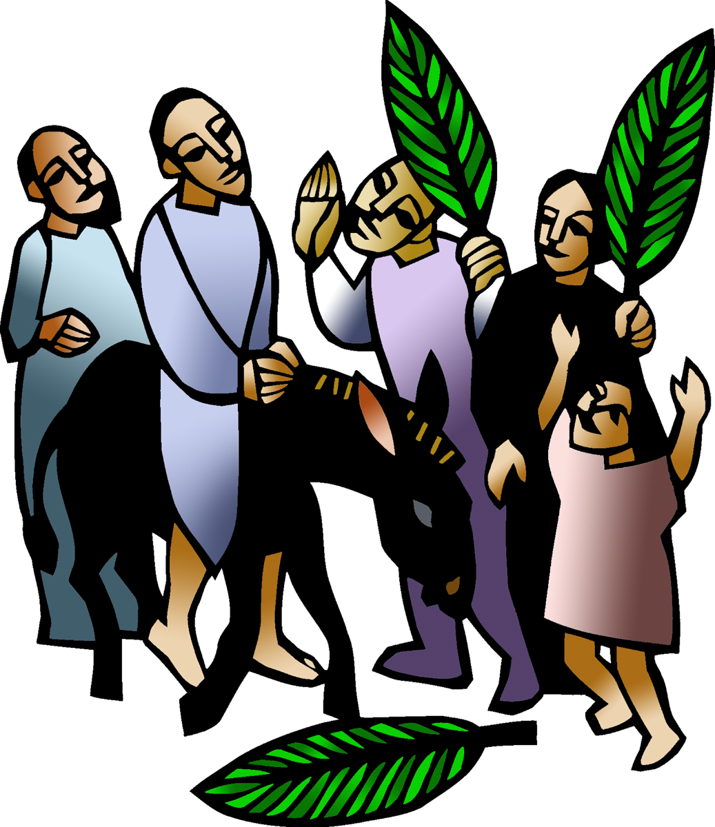Palm sunday clipart african american, Picture #45615 palm.