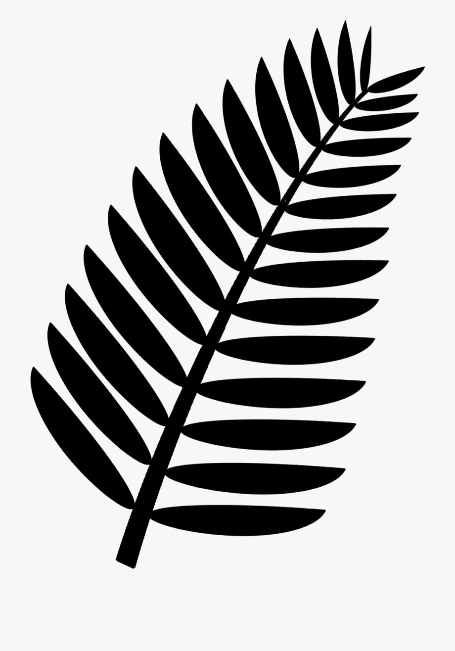 Palm Leaf Clipart.
