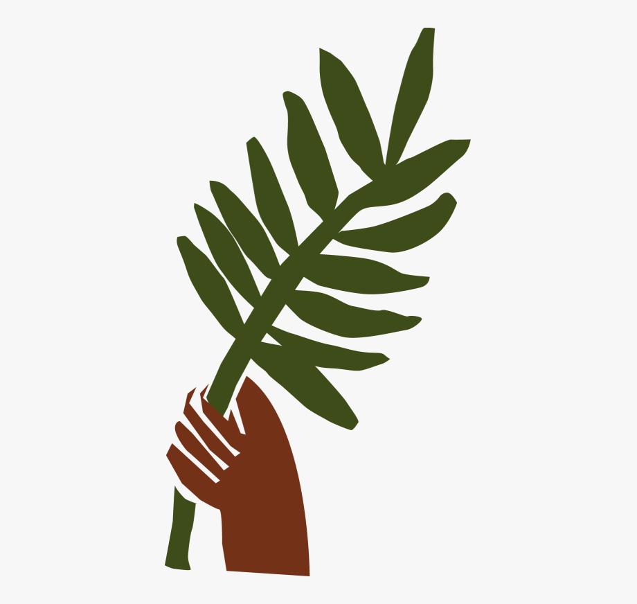 Palm Leaf Clip Art Free.