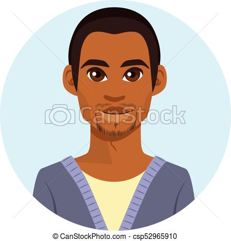 African american man clipart 2 » Clipart Station.