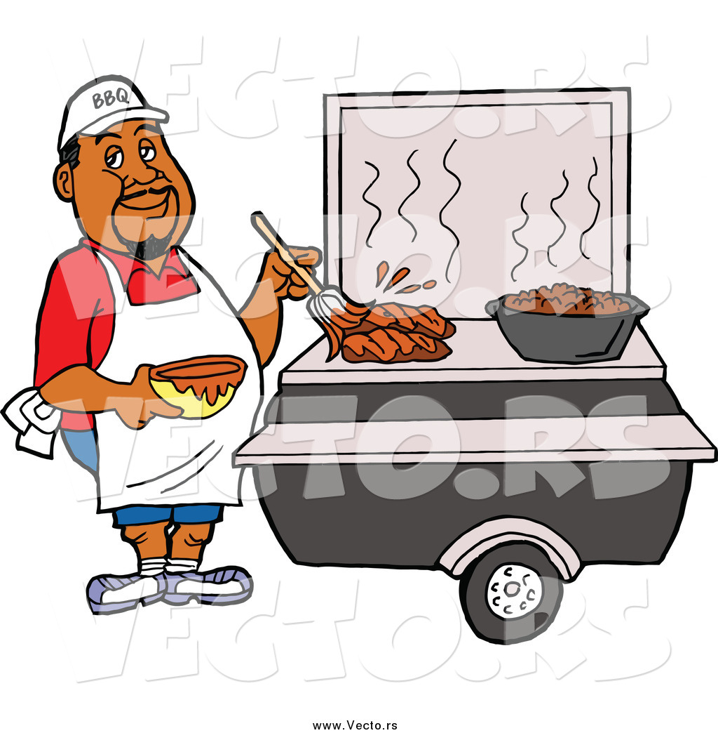 Showing post & media for Grilling chef cartoon.