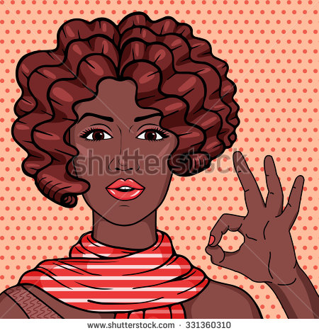 African American Woman Portrait Stock Photos, Royalty.