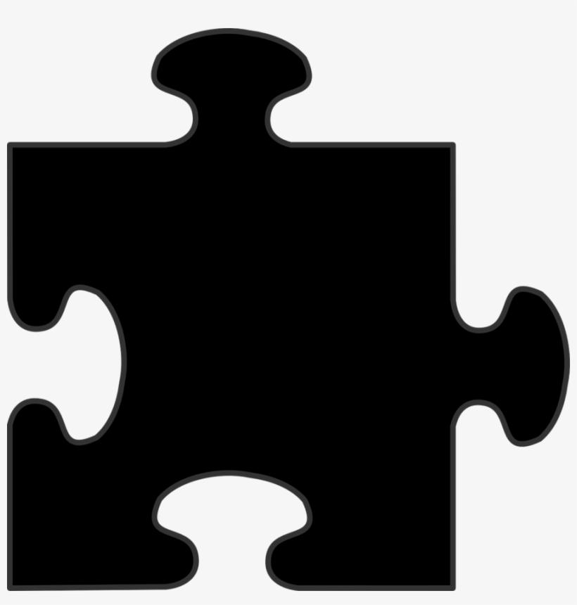 Black Puzzle Piece Png Clipart Jigsaw Puzzles Clip.