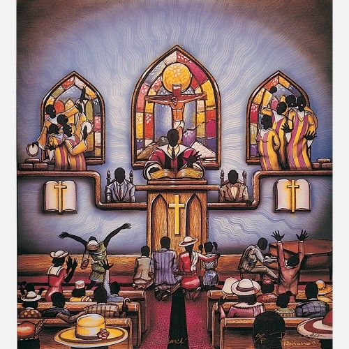 African American Religious Clipart.