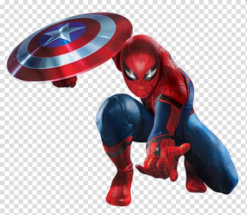 Tom Holland The Amazing Spider.