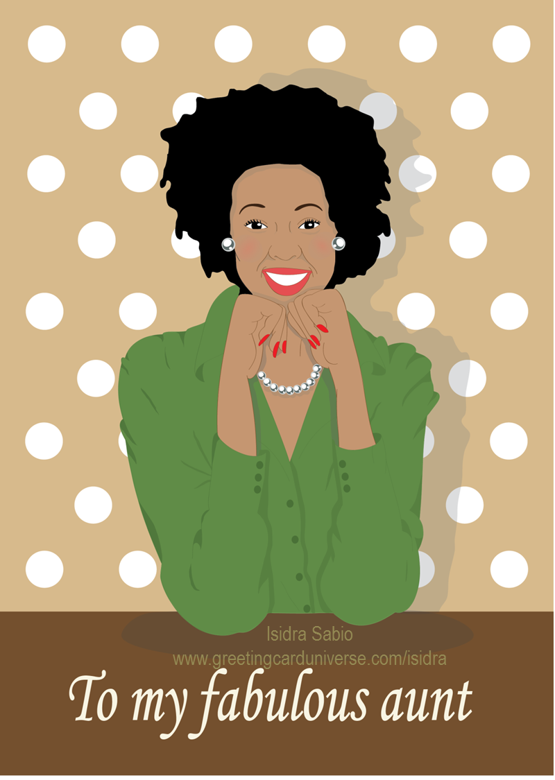 Aunt clipart african american, Aunt african american.