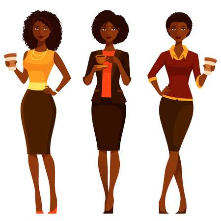 African american women clipart 2 » Clipart Station.