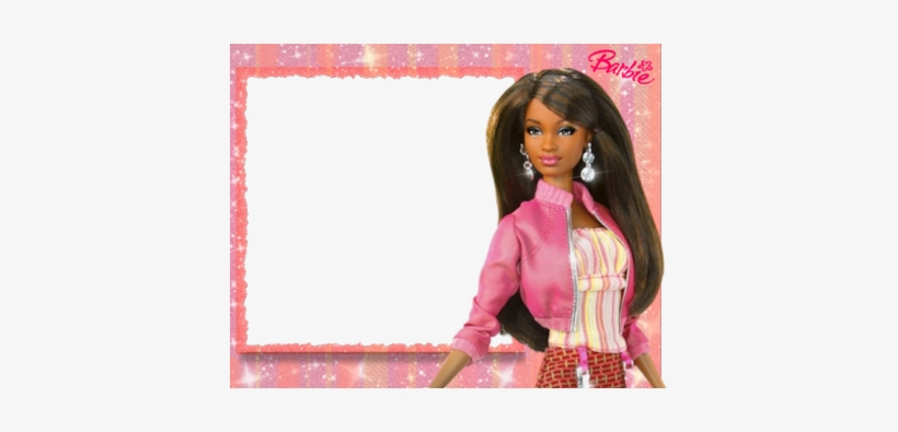Barbie Clipart African American.