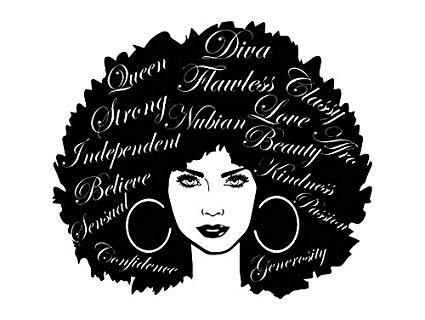 Amazon.com: EvelynDavid Black Women Stylish Princess Princess Queen.