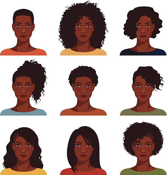 African american women clipart 5 » Clipart Station.