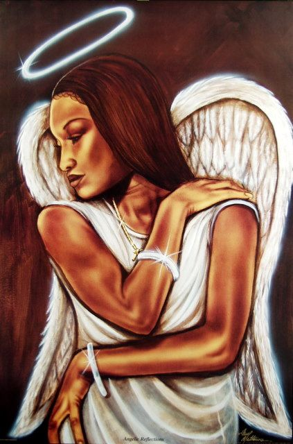 African American Angels: The New and Expanded Art Collection.