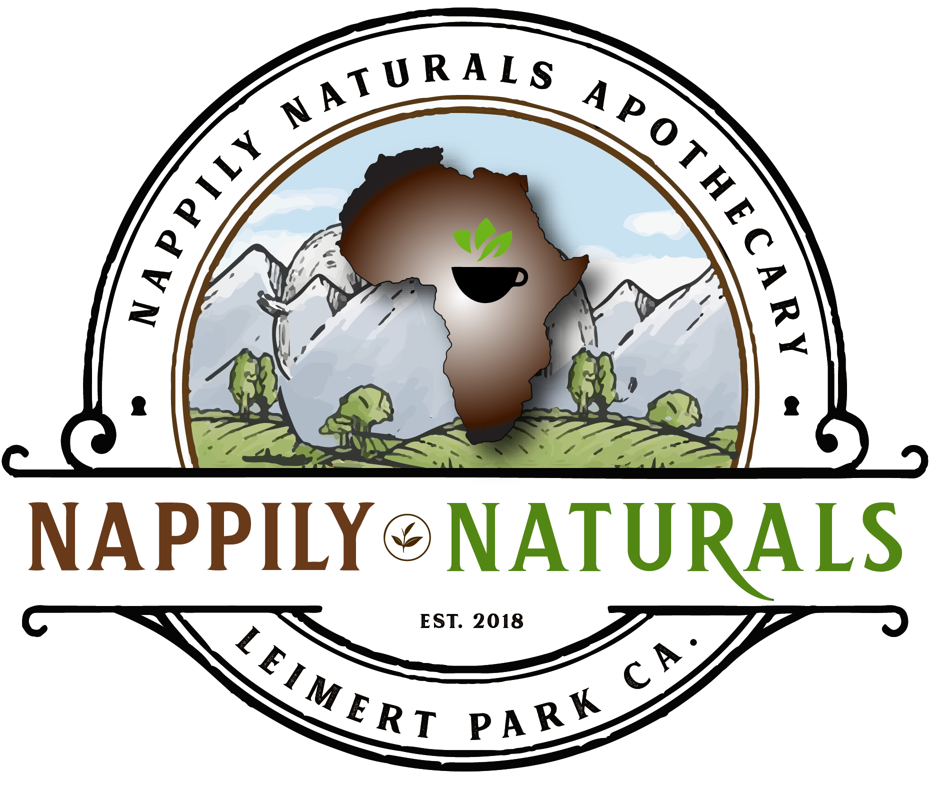 Nappily Naturals l Apothecary & Black Hair l Los Angeles.