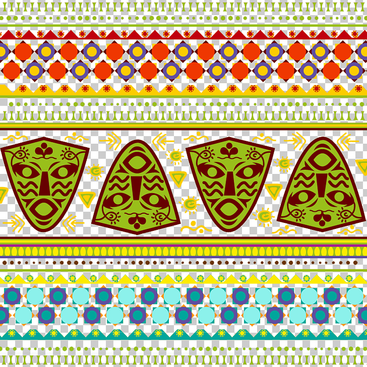 Africa Motif, Creative African ethnic background pattern.