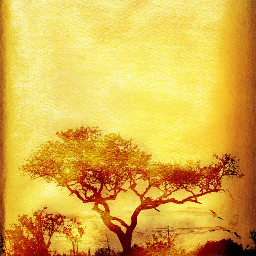 African Background Clipart.