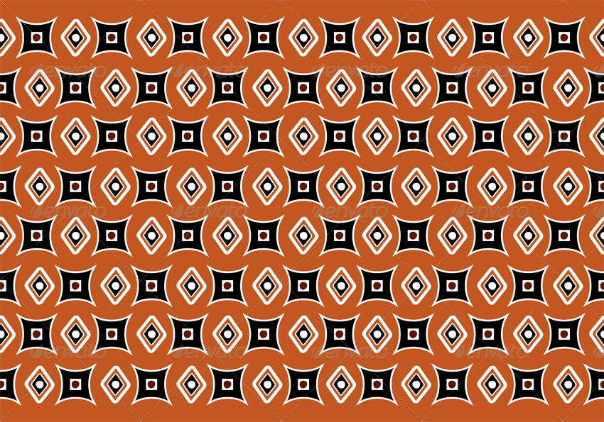 10 African Backgrounds Set.