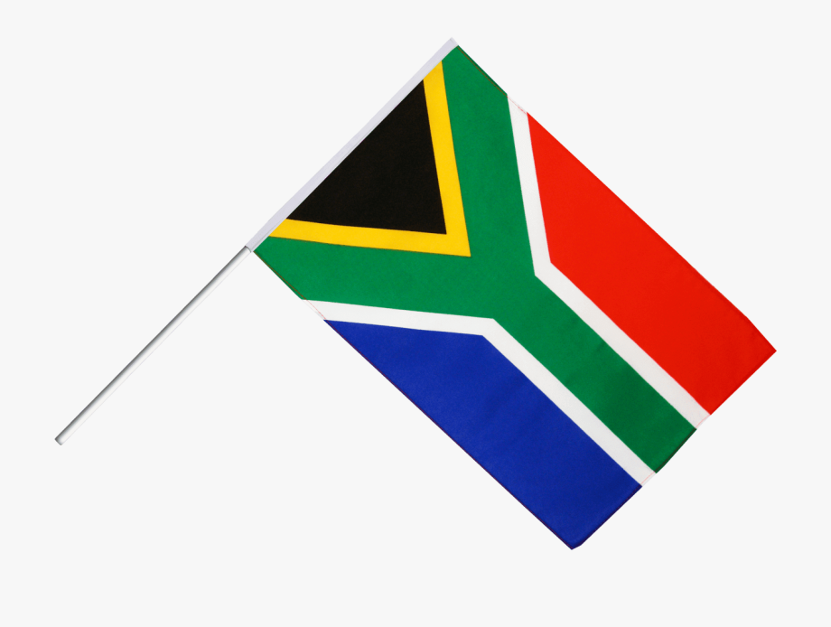 South Africa Flag Image.