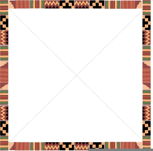 African American Clipart Borders.