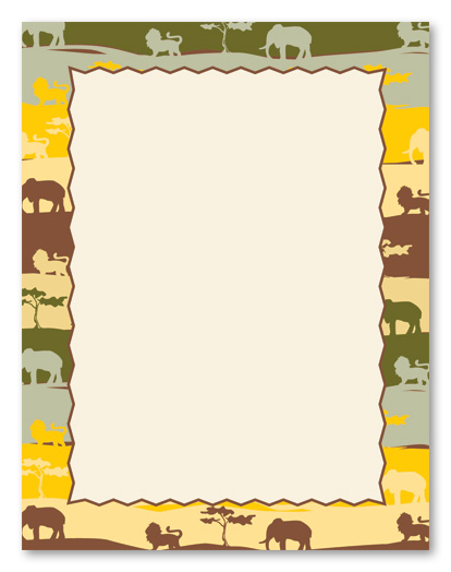 Free African Border, Download Free Clip Art, Free Clip Art on.