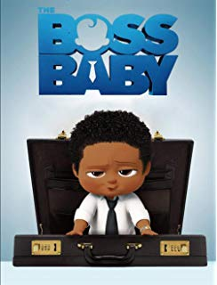 Amazon.com : Black African Boss Baby Backdrop 5x7.