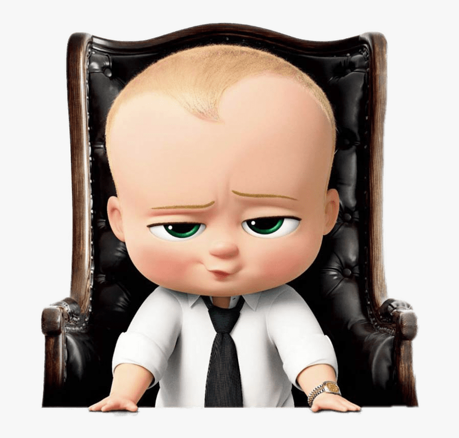 Boss Baby Clipart Afro.