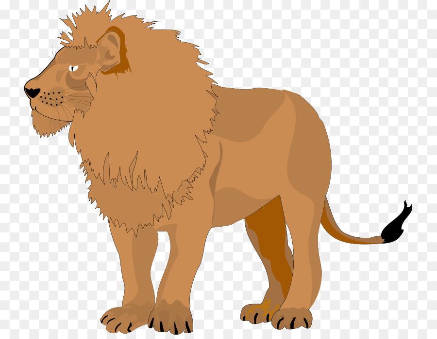 Lion Horse Clip art.