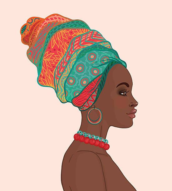 Best African American Illustrations, Royalty.