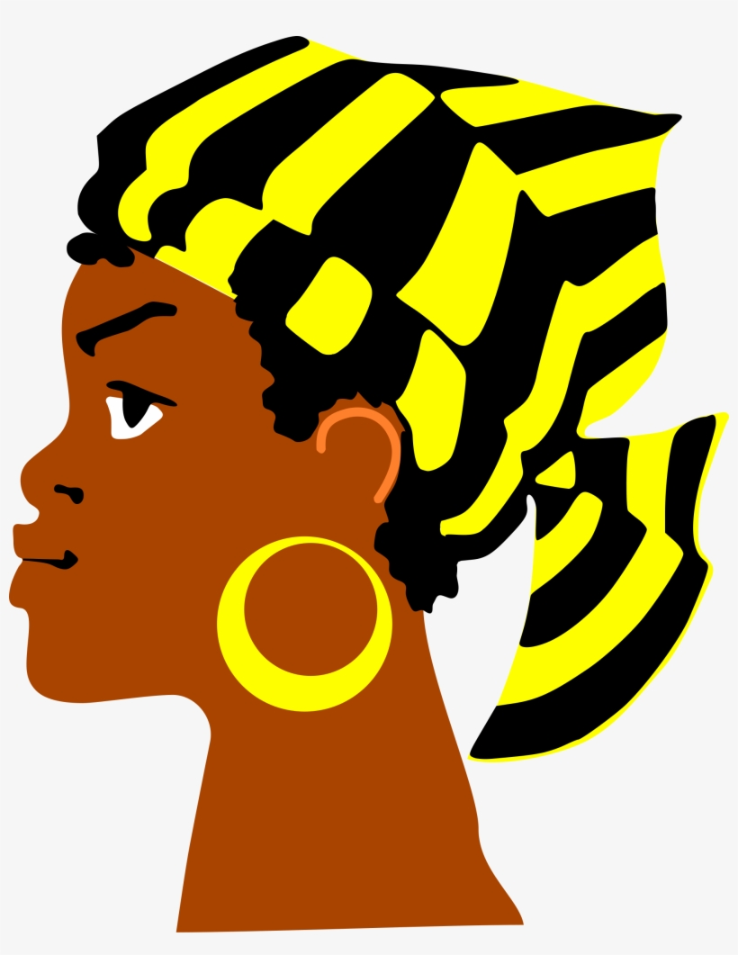 Clip Art Transparent Library African Clipart Ethnic.