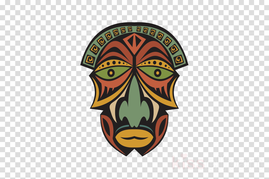 african mask clip art clipart Traditional African masks.