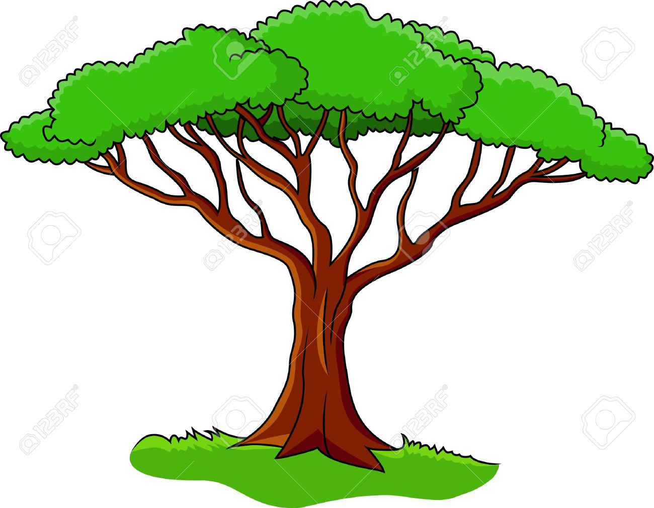 African Tree Clipart at GetDrawings.com.